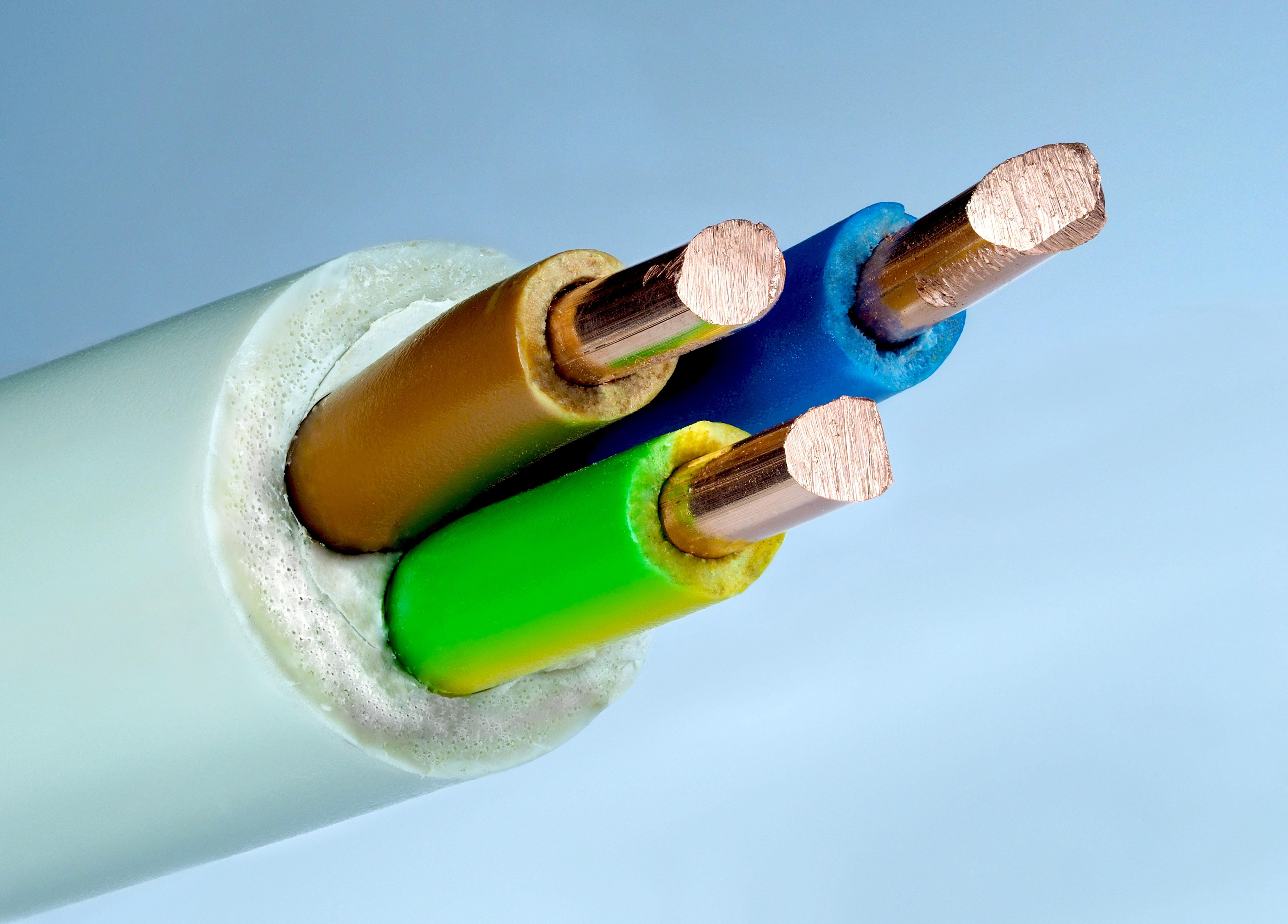 Copper cabling information
